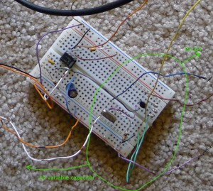 xmtr circle circuit
